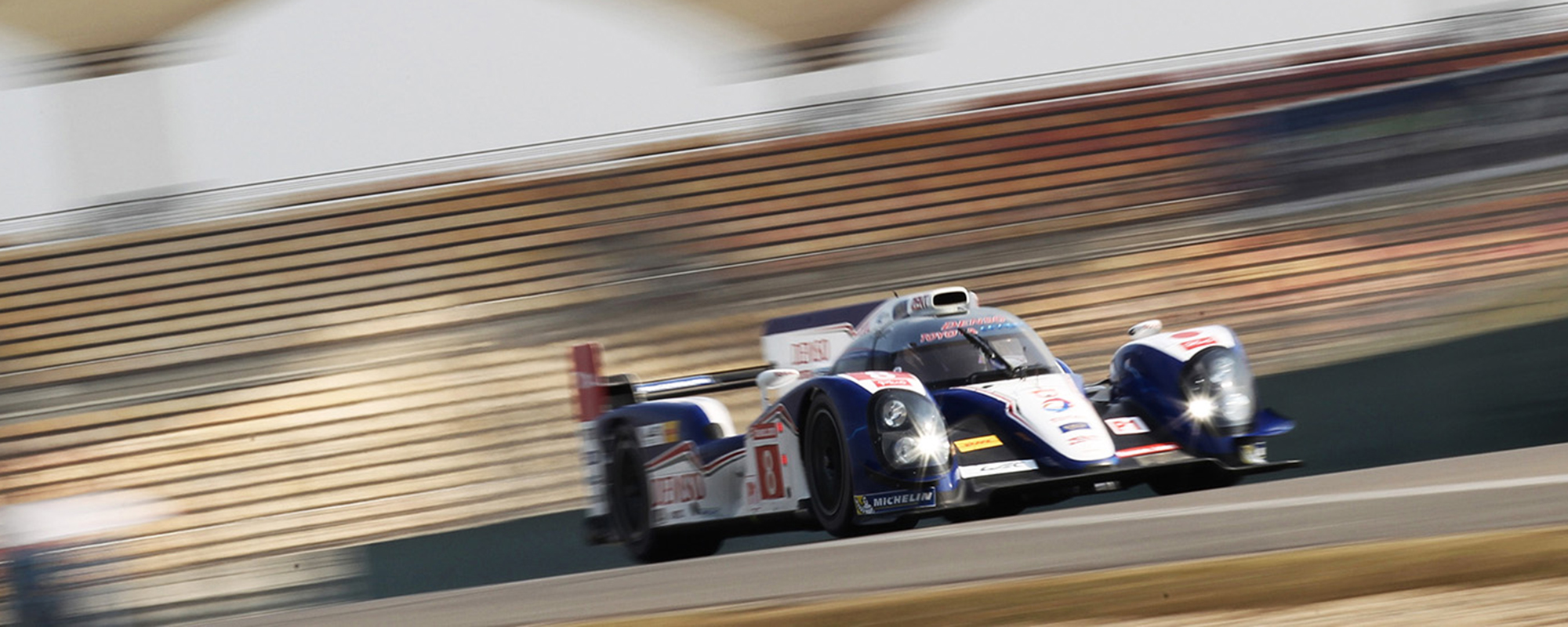 Toyota Racing gaat voor winst in Shanghai