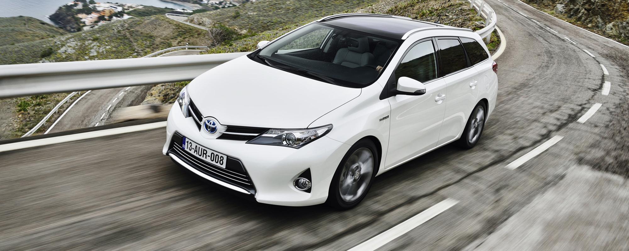 Eerste details Toyota Auris Touring Sports