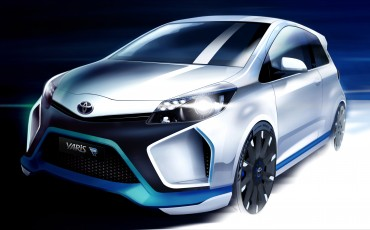 Toyota op IAA: low & zero emission