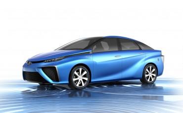Toyota onthult nieuwste waterstofauto op Tokyo Motor Show