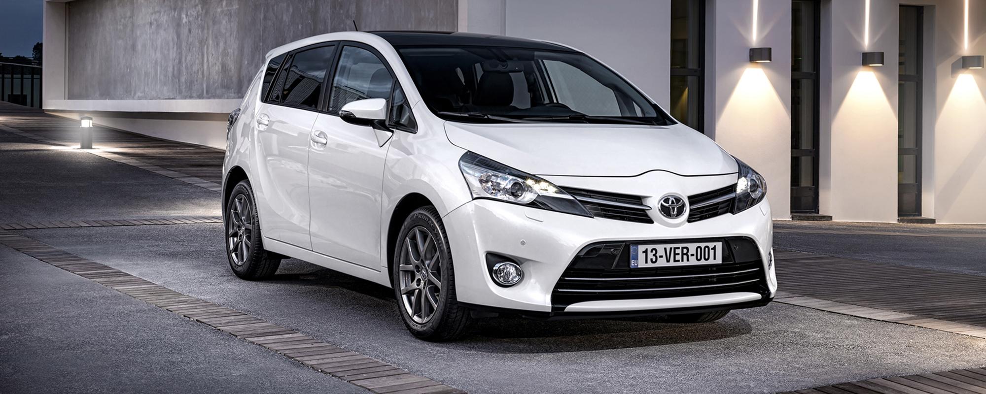 Samenwerking Toyota en BMW: Toyota Verso 2014 met nieuwe 1.6 dieselmotor
