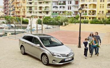 Grote winnaar is Toyota, volgens TÜV betrouwbaarheidsrapport 2014