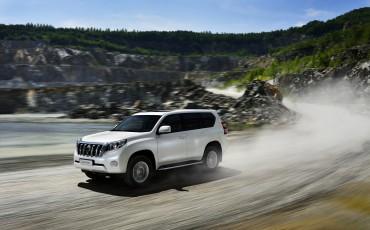 Nieuwe Toyota Land Cruiser: krachtige alleskunner