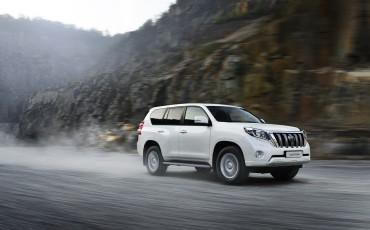 Toyota Land Cruiser 2014: strakker, royaler, goedkoper