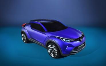 Icoon voor de toekomst: Toyota C-HR Concept