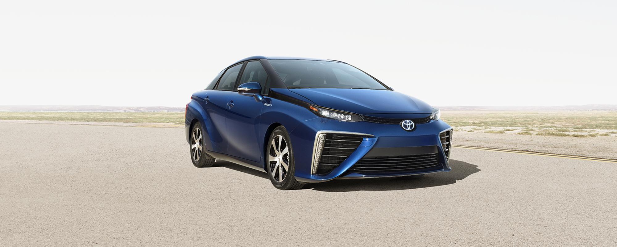 Toyota's Fuel Cell Sedan: klaar voor de markt
