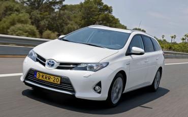 Groene mijlpaal: Toyota verkoopt 7 miljoen hybride auto's