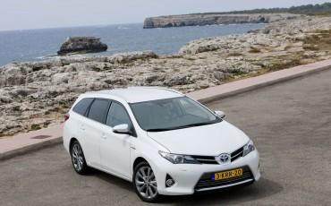 Toyota bouwt 9 miljoen auto's in Europa