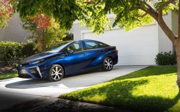 Toyota Mirai nieuwe mijlpaal in duurzame mobiliteit