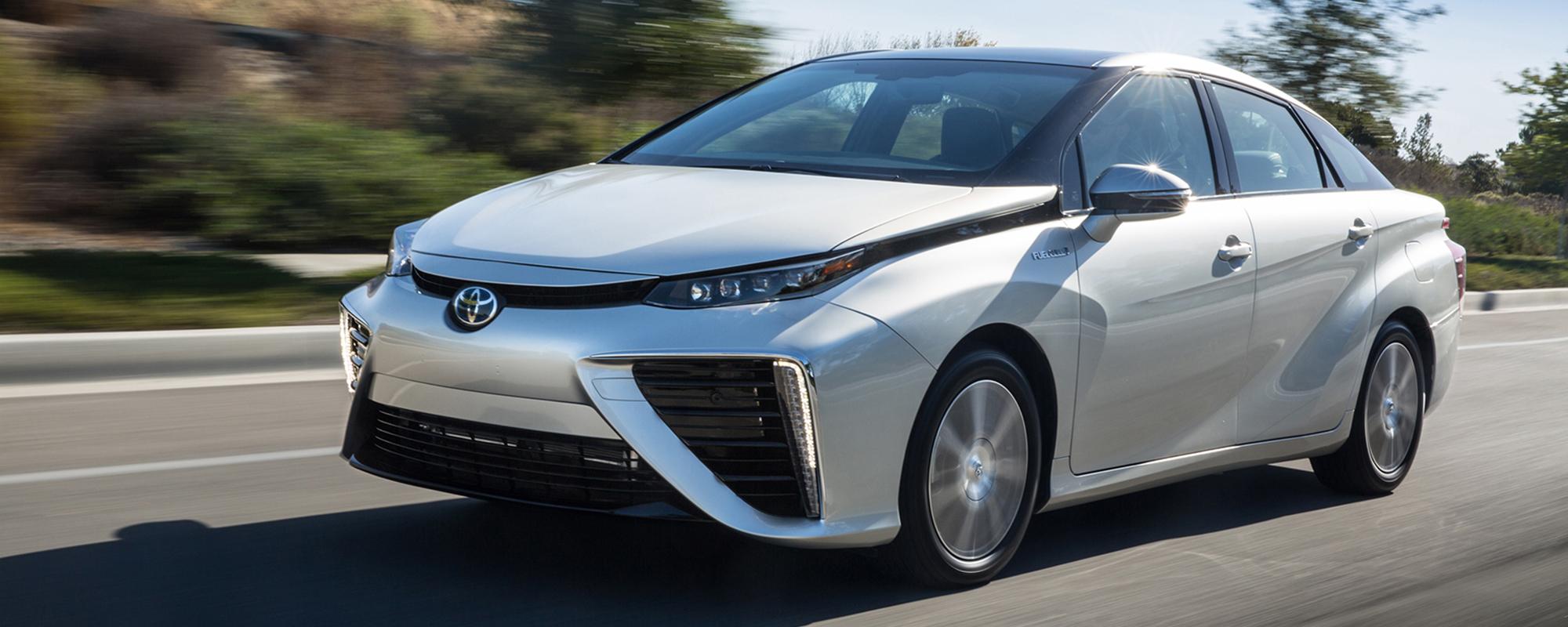 Japanse verkoop van fuel cell Toyota Mirai overtreft alle verwachtingen