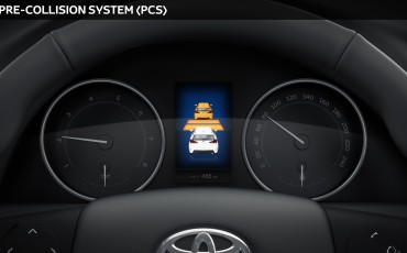 Toyota Safety Sense: nóg meer actieve veiligheid voor alle modellen
