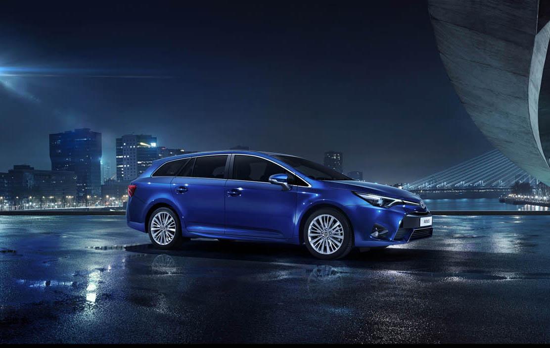 Toyota maakt alle prijzen nieuwe Avensis bekend