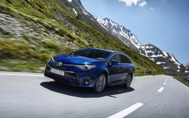 Toyota Avensis: zakelijk talent