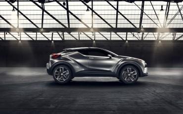 Hybride designstatement: Toyota C-HR Concept