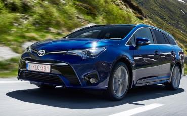 Toyota Avensis behaalt maximale veiligheidsscore Euro NCAP