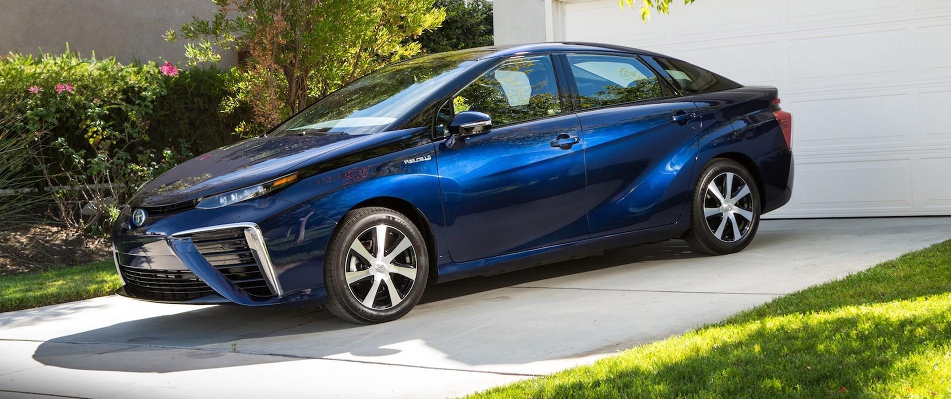 Toyota Mirai: de innovatie van het decennium