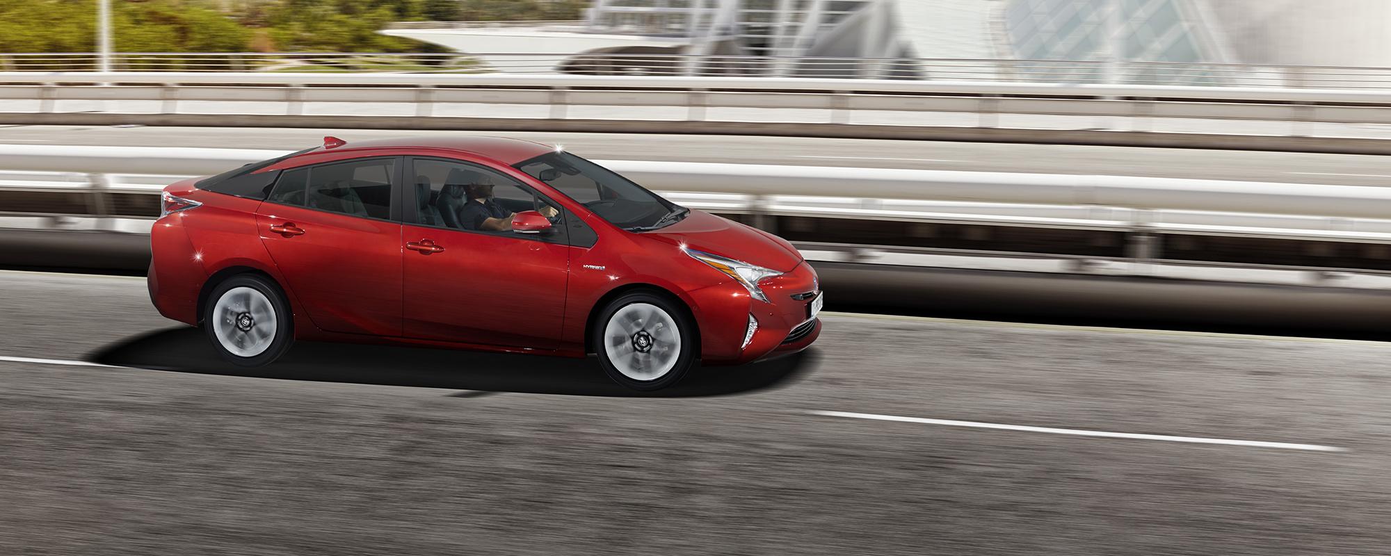 Toyota Prius klaar voor succesvolle start in 2016
