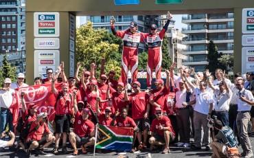 Toyota Dakar 2016