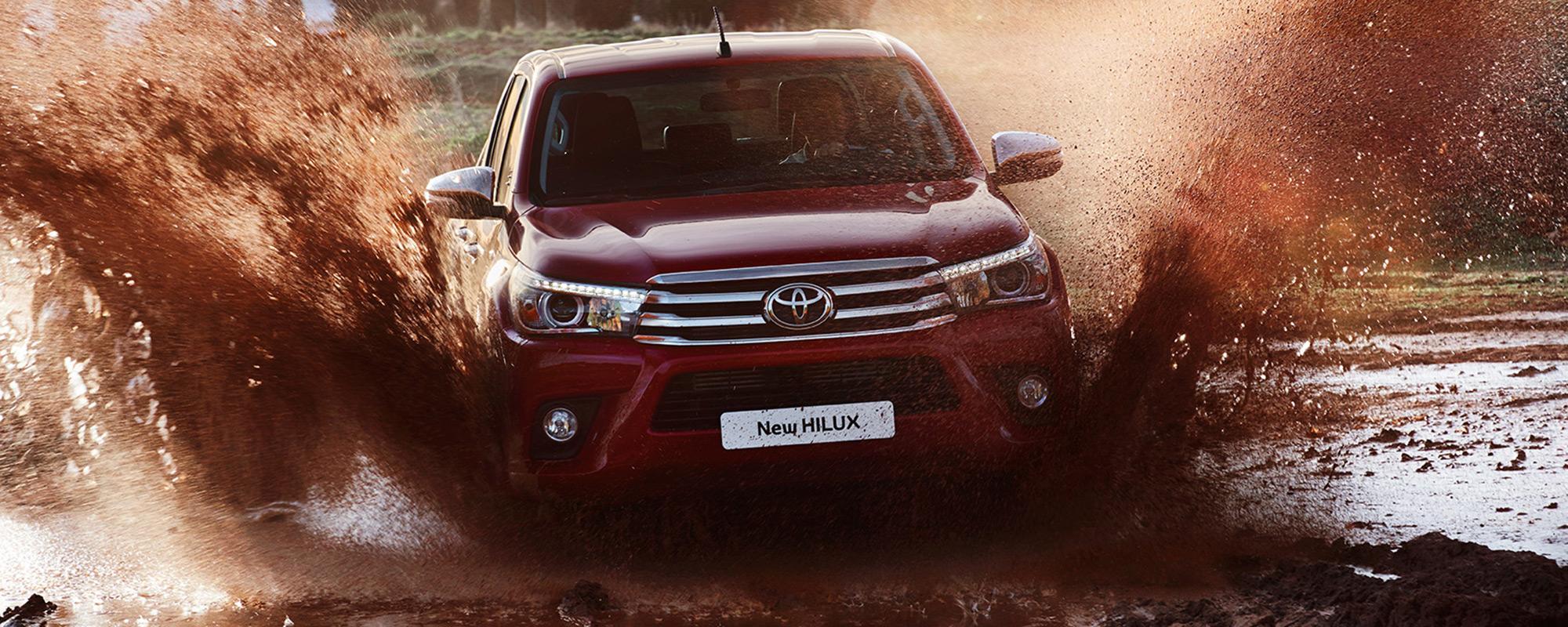 Icoon sterker dan ooit: de 8e generatie Toyota Hilux