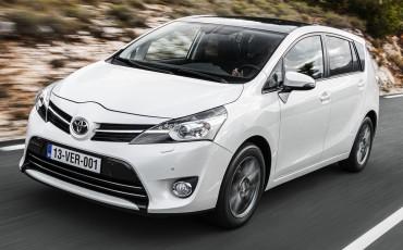Actieve veiligheidsuitrusting Toyota Safety Sense nu ook standaard op vernieuwde Verso
