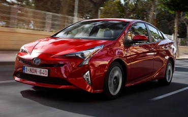 Nieuwe Toyota Prius: topscore Euro NCAP voor veiligheid