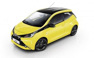 Nieuwe Toyota AYGO x-cite markeert samenwerking met Pathé Bioscopen