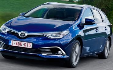 Toyota Auris super betrouwbaar volgens Duitse ANWB
