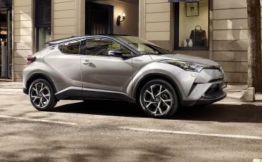 Louwman & Parqui kiest met Toyota voor ETCETERA  & Red Urban