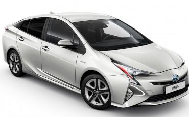 Toyota Prius nu ook als stijlvolle Dark Edition en White Edition