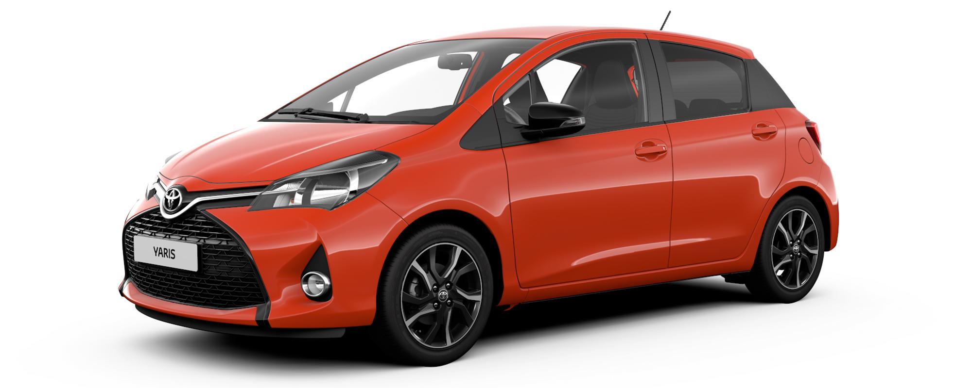 Toyota Yaris Orange Sport: gelimiteerde oplage