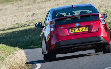 Toyota Prius behaalt dubbele groene zege