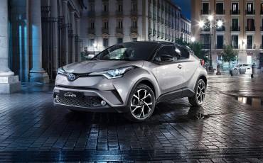 Toyota C-HR heeft een scherp design en een scherpe vanafprijs van 24.495 euro