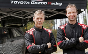 Toyota GAZOO Racing maakt rijders Yaris WRC 2017 bekend