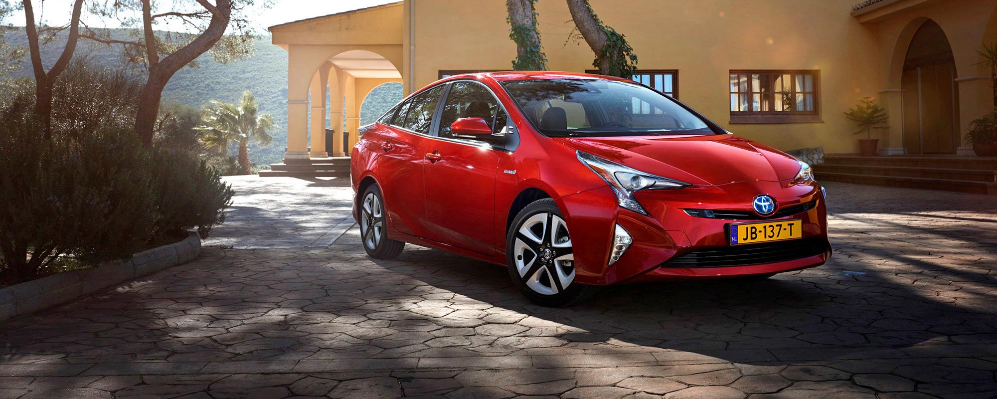 Toyota Hybrids (zonder stekker) verslaan Tesla in nieuwe ADAC EcoTest