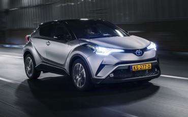 Ook zakelijk scoort Toyota C-HR boven alle verwachtingen