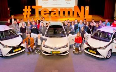 TeamNL gaat Toyota rijden