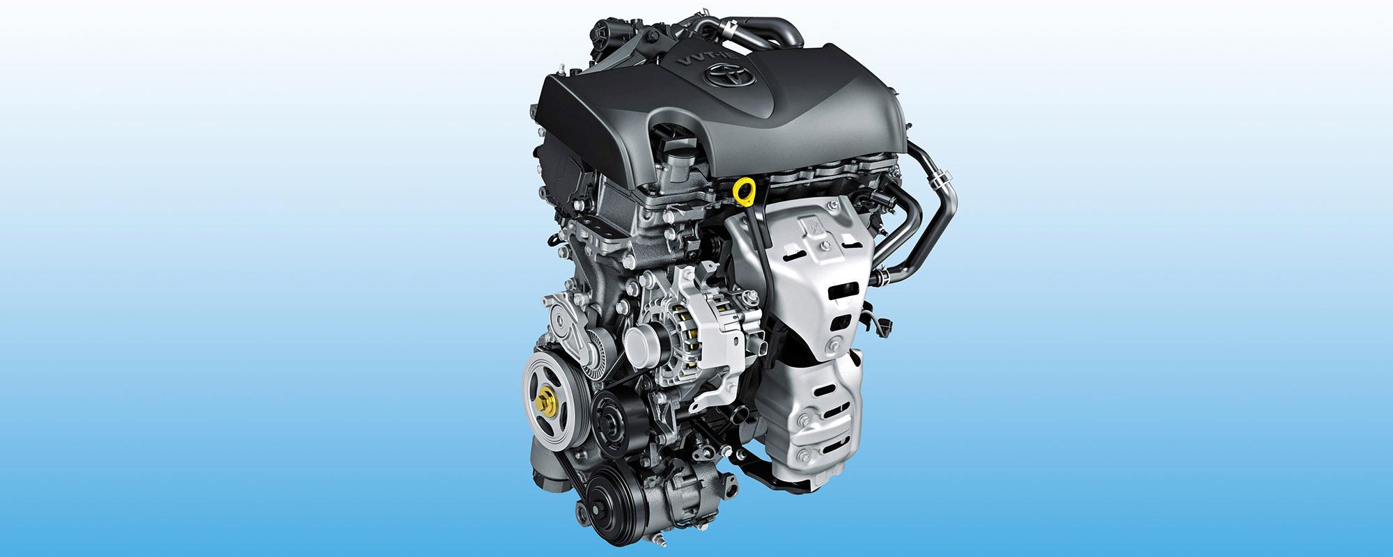 Geavanceerde, nieuwe 1,5 liter benzinemotor Toyota Yaris voldoet aan Euro 6c