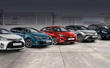 Toyota verkoopt wereldwijd ruim 10 miljoen hybride auto's