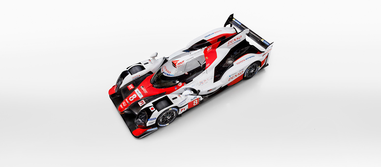 De nieuwe Toyota TS050 HYBRID: Le Mans 2017, here we come!
