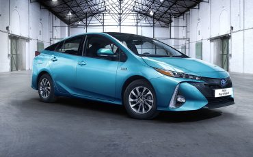 World Green Car Award 2017 gaat naar de Toyota Prius Plug-in Hybrid