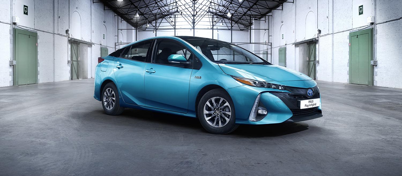 World Green Car Award 2017 gaat naar de Toyota Prius Plug-in Hybrid