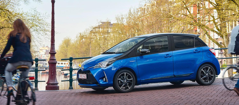 Nieuwe Toyota Yaris: veilig en zuinig
