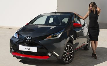 Toyota AYGO Fashion Editions: van auto naar fashion statement