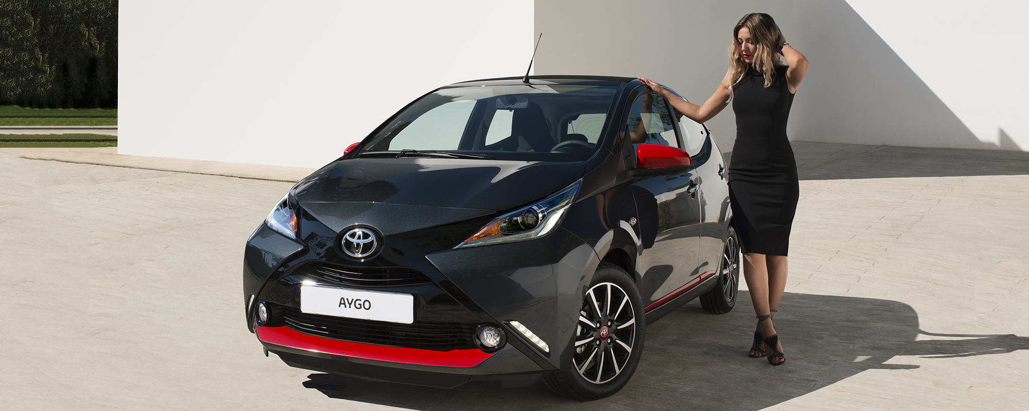 Toyota AYGO Fashion Editions: van auto naar fashion statement