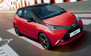 Toyota AYGO: meer voordeel en luxe, weer helemaal up-to-date