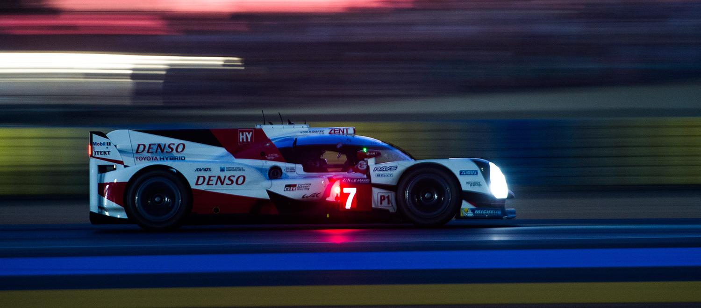 Toyota GAZOO Racing verpulvert baanrecord Le Mans!