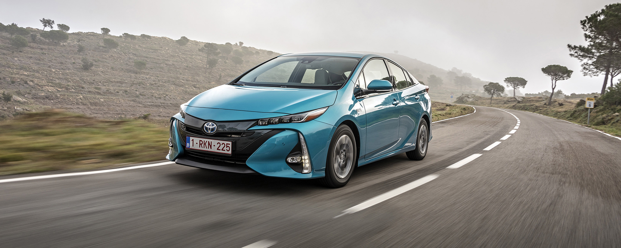 Toyota Prius Plug-in Hybrid is enige echte 'Green Machine'