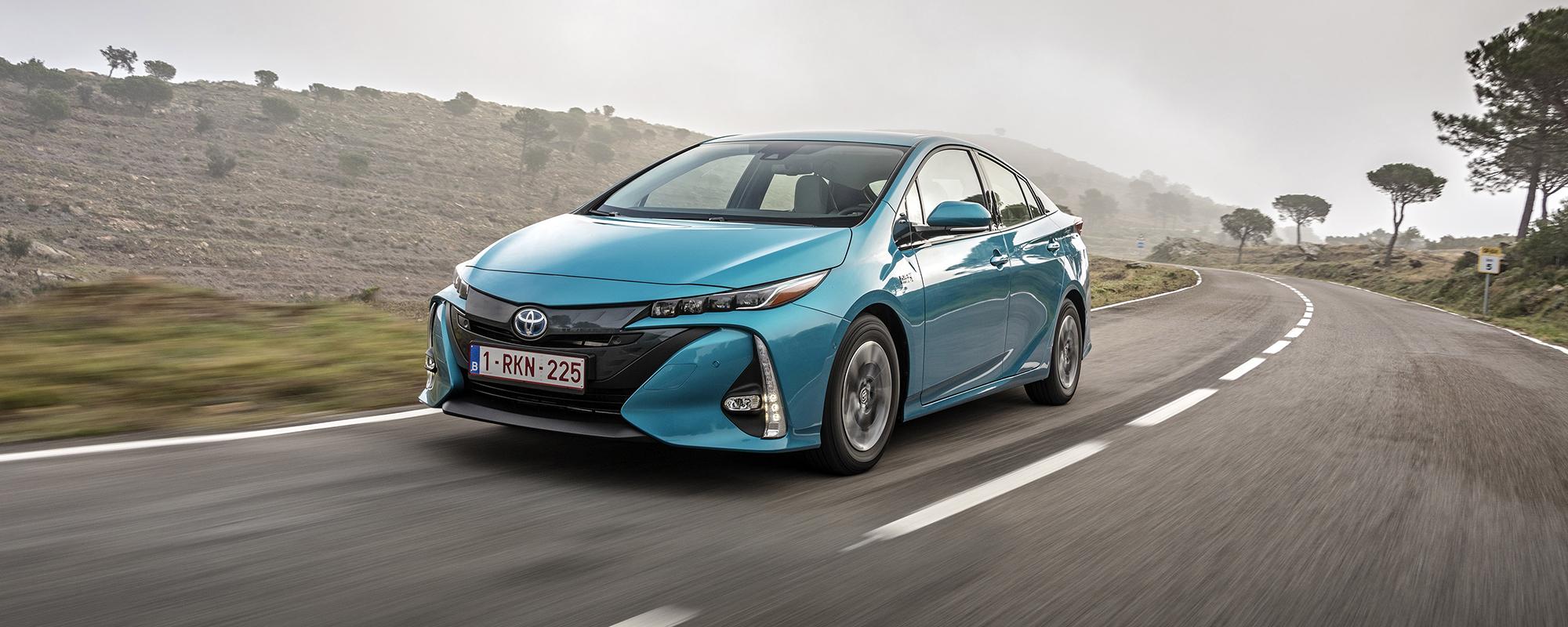 Toyota Prius Plug-in Hybrid is enige echte 'Green Machine'
