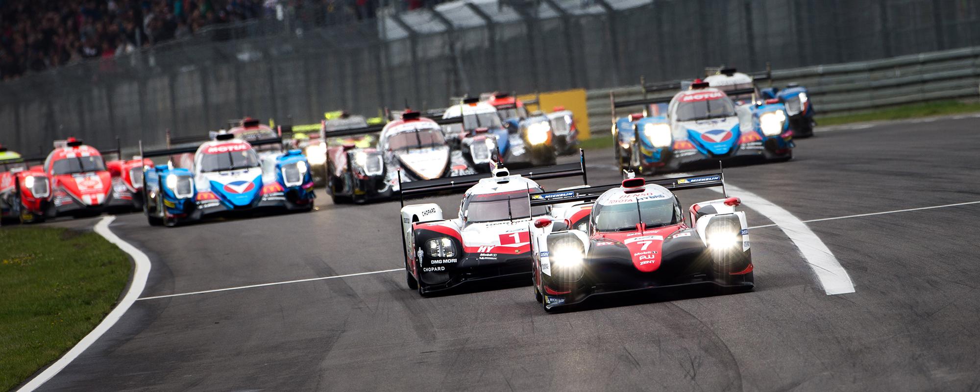 Toyota GAZOO Racing pakt podiumplaats in 6 uur van de Nürburgring