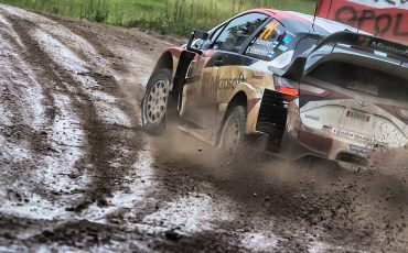 Toyota Yaris WRC domineert Power Stage in Rally van Polen